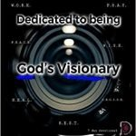 Dedicated to Being God's Visionary By DeandreOfficial